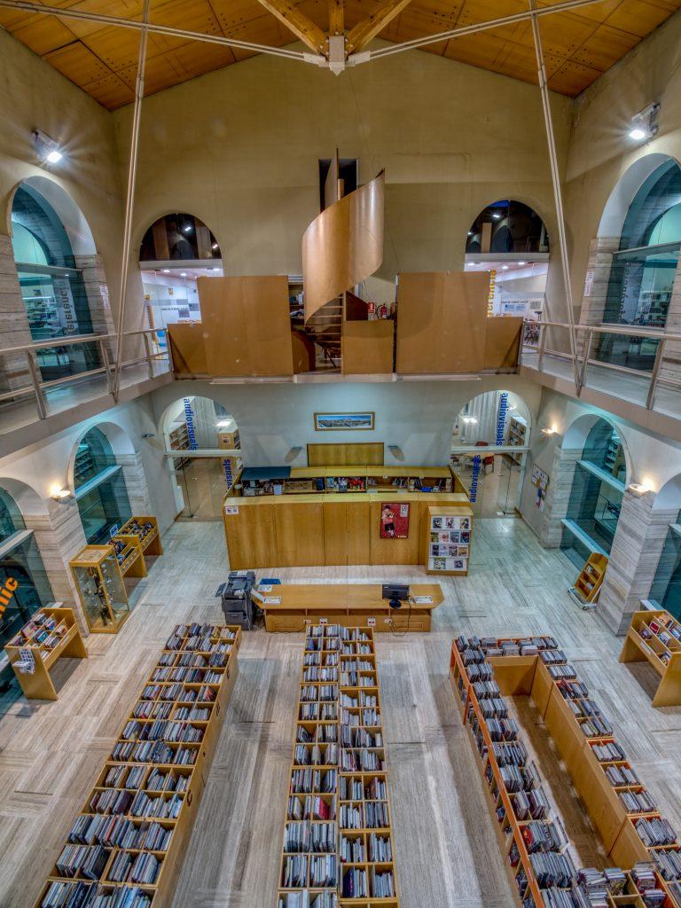Biblioteca pública de Lleida